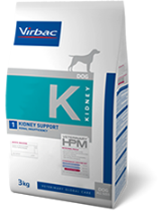 Virbac Veterinary HPM Dog Kidney 1 3 kg
