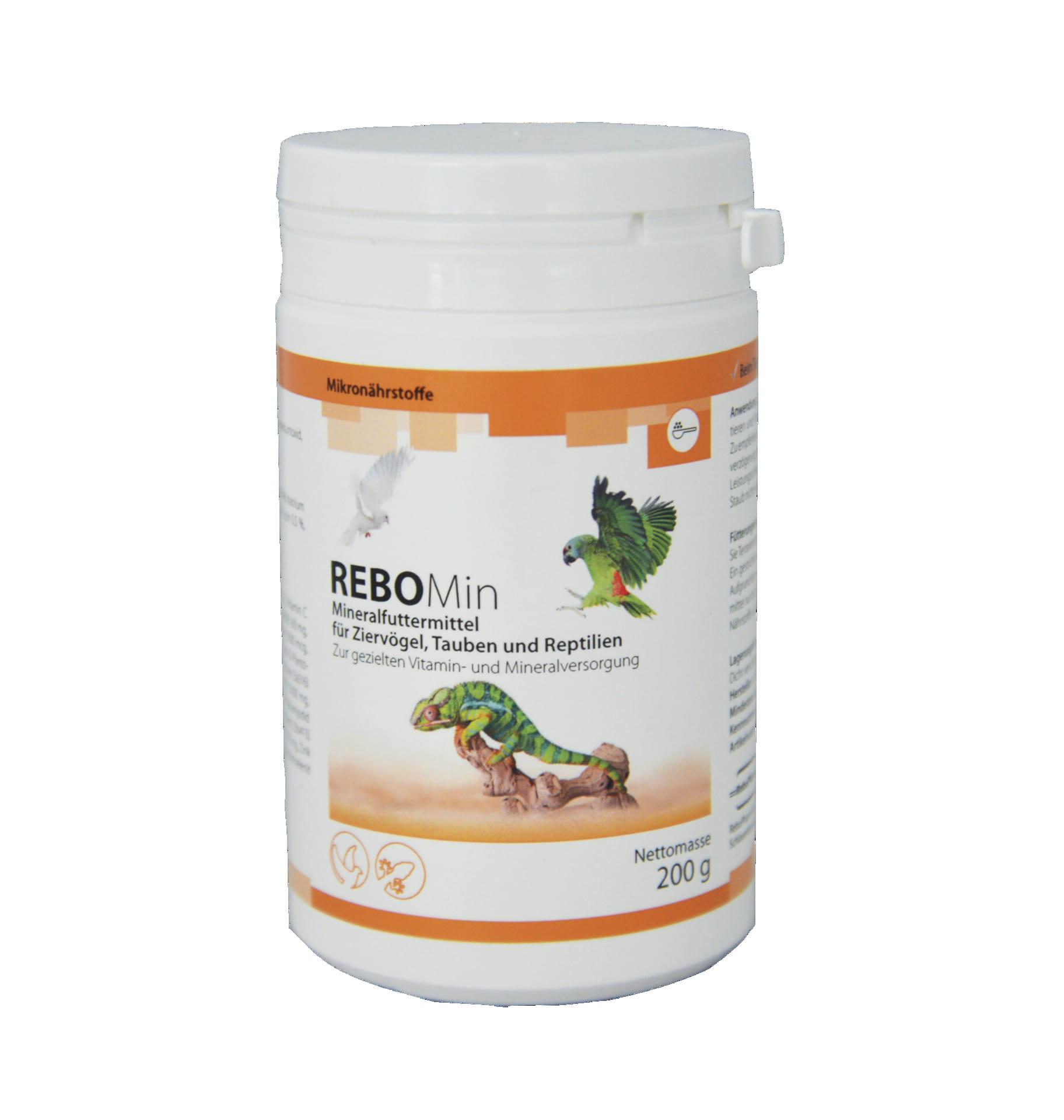 REBOMin Mineralfuttermittel