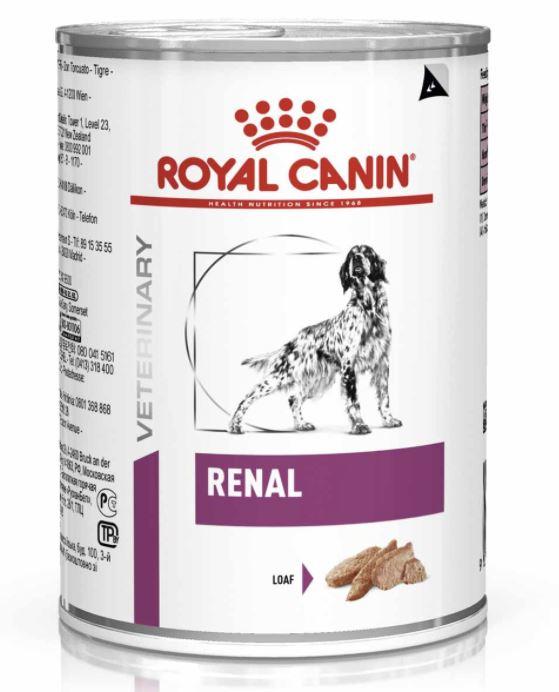 Royal Canin Renal Hund 1 Dose je 410g