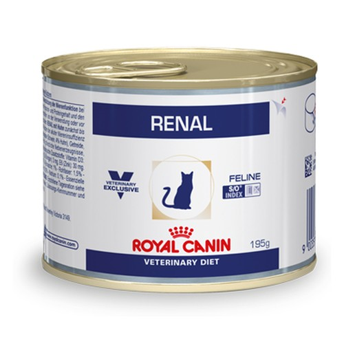 Royal Canin Renal Dose (Katze) 12x195g Dosen