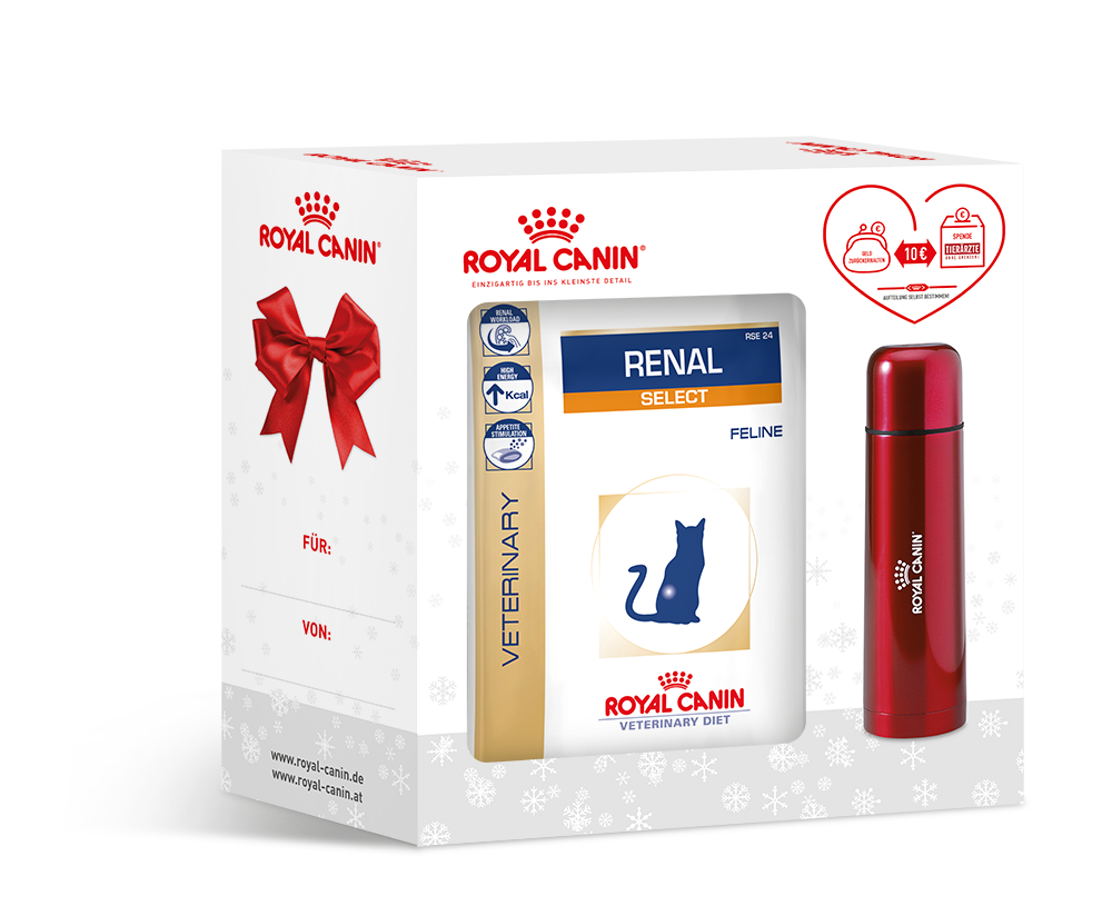 Royal Canin Renal Select 2kg - Geschenkebox