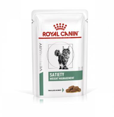 Royal Canin Satiety Frischebeutel Katze