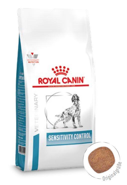 Royal Canin Sensitivity Control Ente & Tapioka 7 kg (Hund)