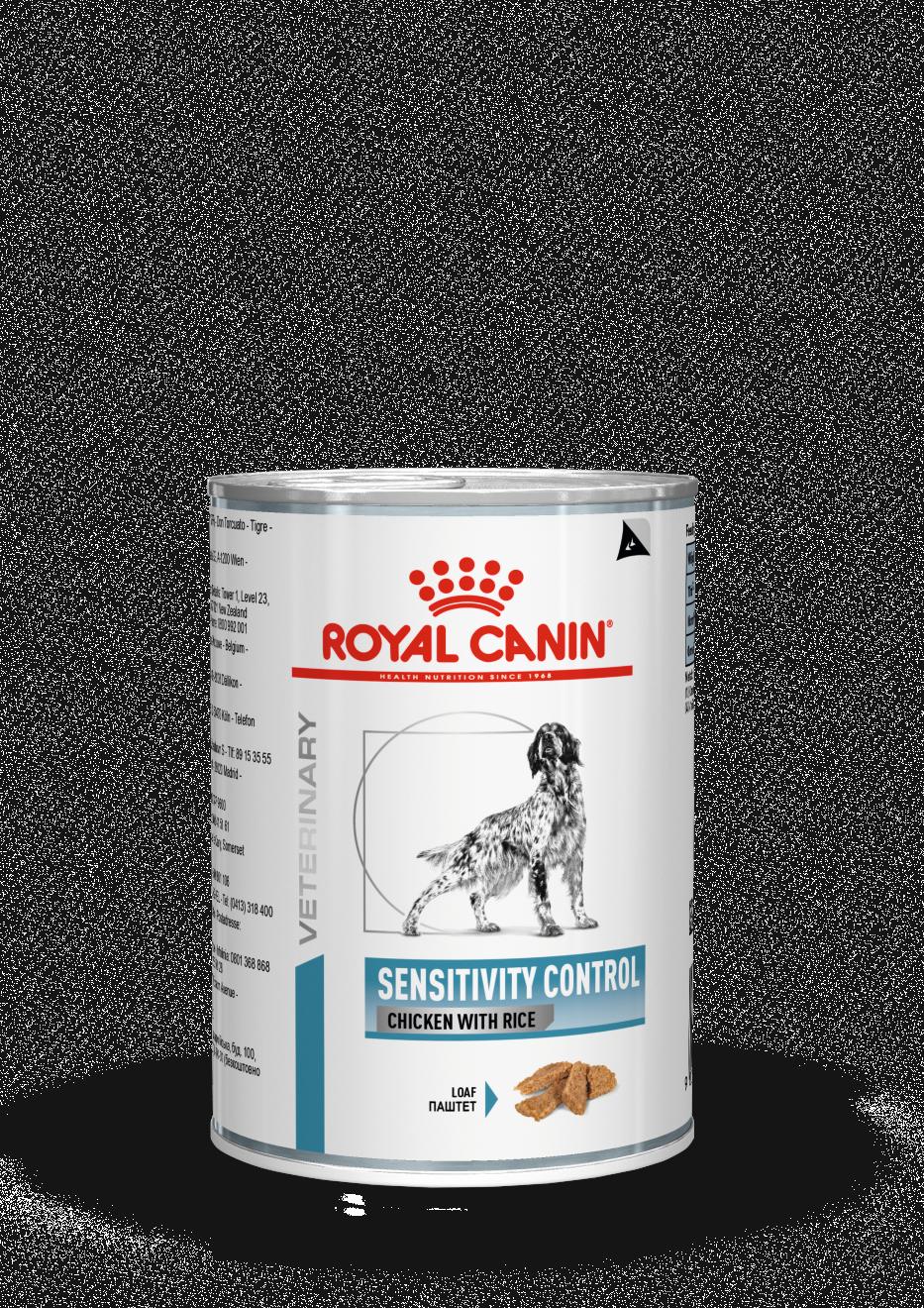 Royal Canin Sensitivity Control Chicken + Rice 1 Dose je 420 g