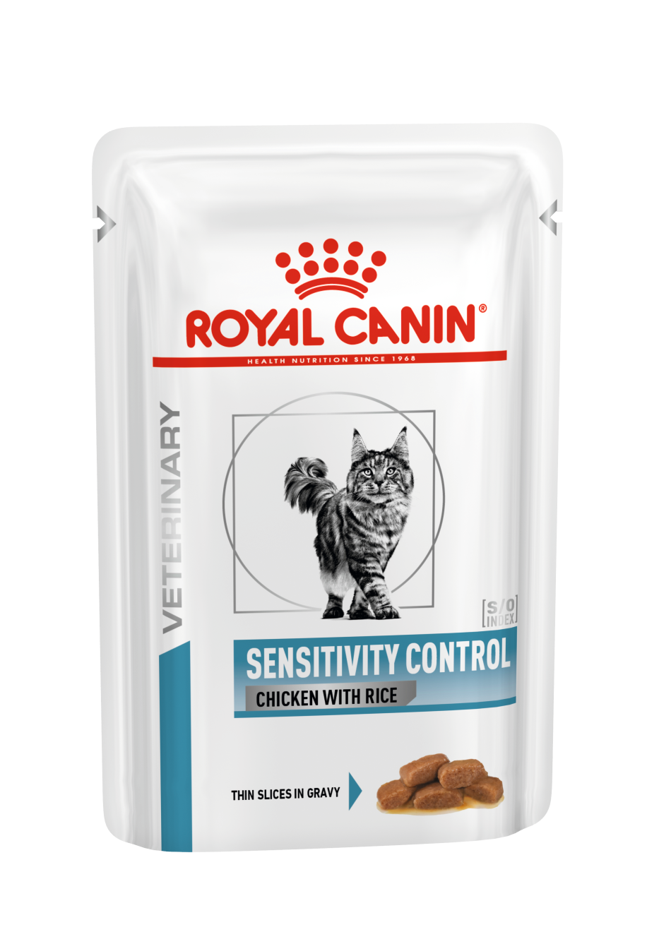 Royal Canin Sensitivity Control Chicken + Rice 12 x 85 g (Frischebeutel)
