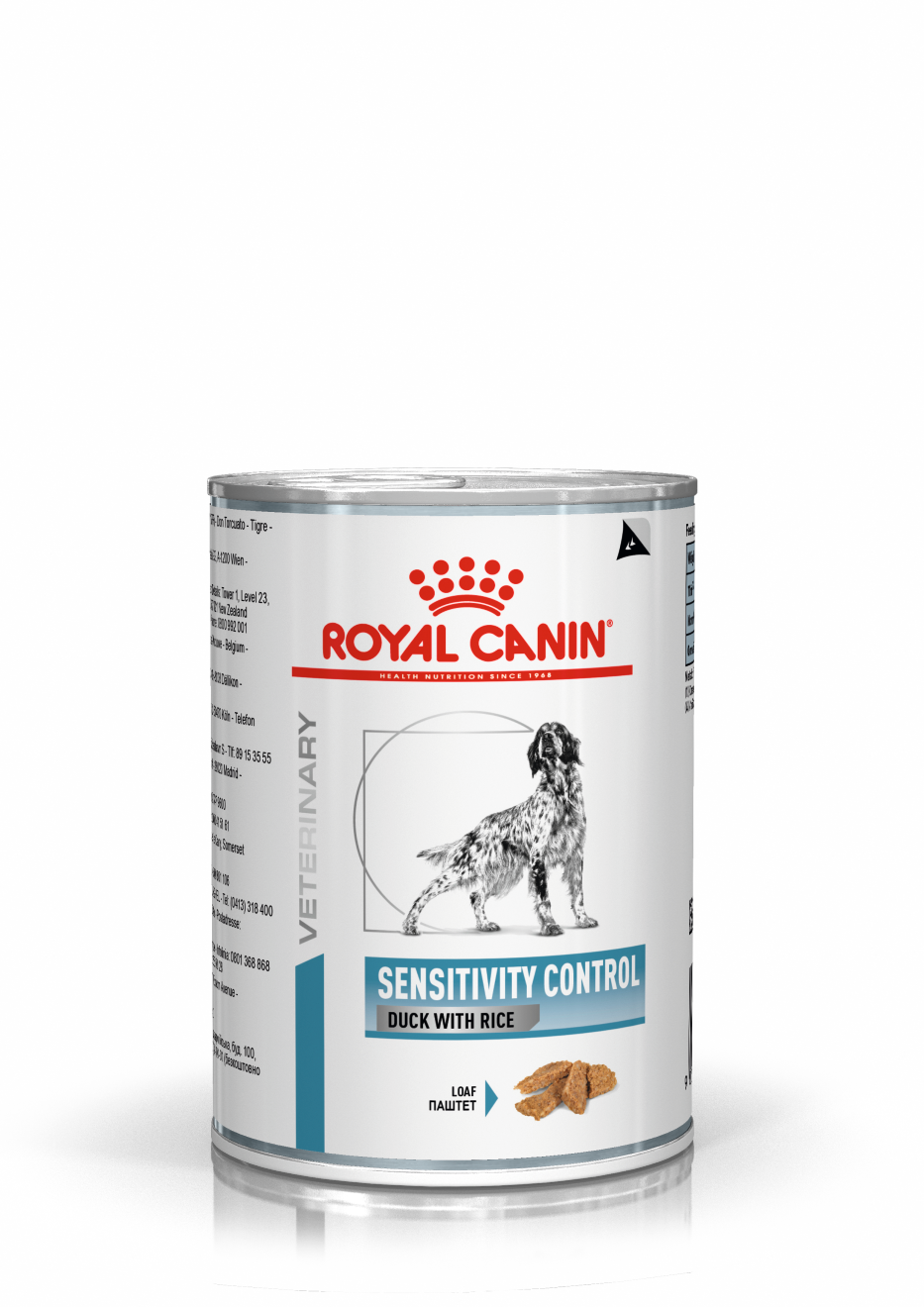 Royal Canin Sensitivity Control Duck + Rice 1 Dosen je 420 g