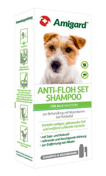 Amigard Anti-Floh Set