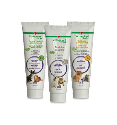 Odour Control Shampoo
