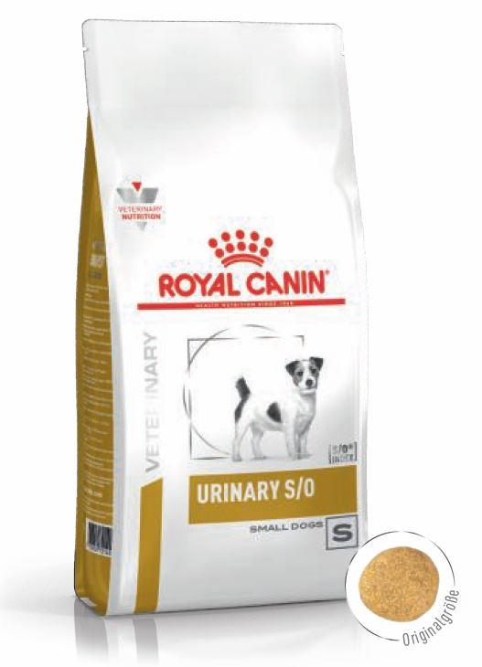 Royal Canin Urinary S/O Small Dog 1,5 kg (Hund)
