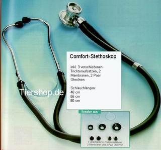 Comfort-Stethoskop Schlauch 80cm