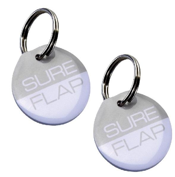 SureFeed RFID-Halsbandanhänger (2 Stück) RFID - Anhänger (2 Stück)