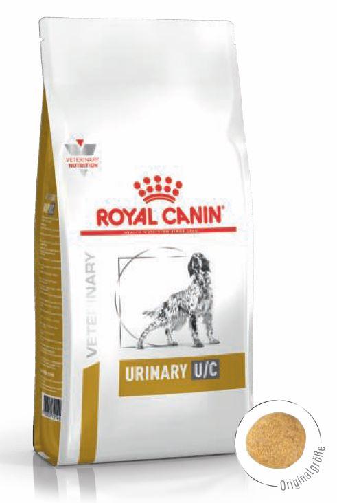 Royal Canin Urinary U/C 2 kg (Hund)