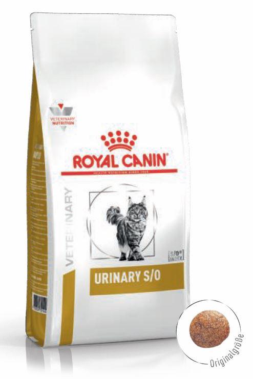 Royal Canin Urinary S/O 7 kg (Katze)
