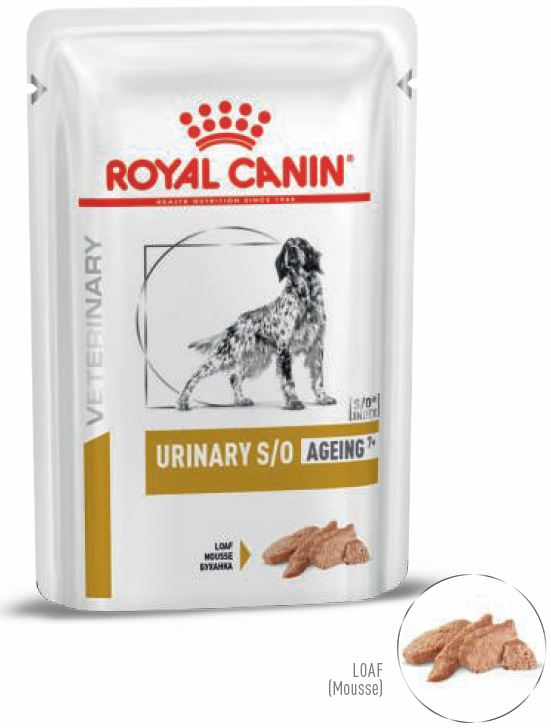 Royal Canin Urinary Ageing 7+ Frischebeutel Hund