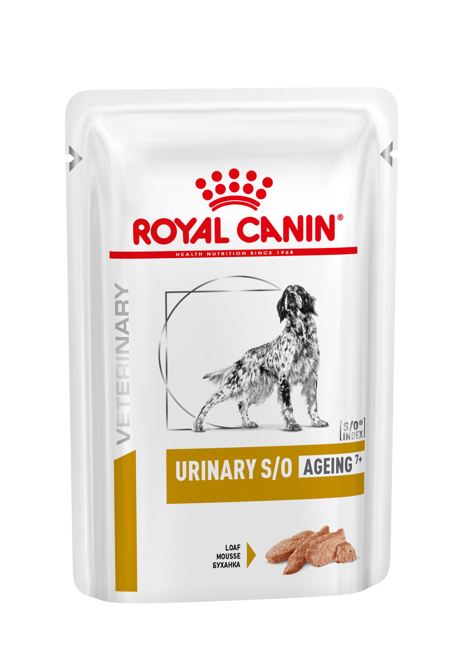 Royal Canin Urinary Ageing 7+ Mousse Hund