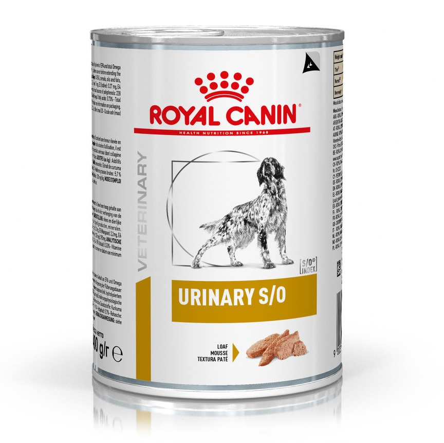 Royal Canin Urinary Hund Mousse