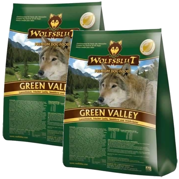 Wolfsblut Green Valley 2 kg