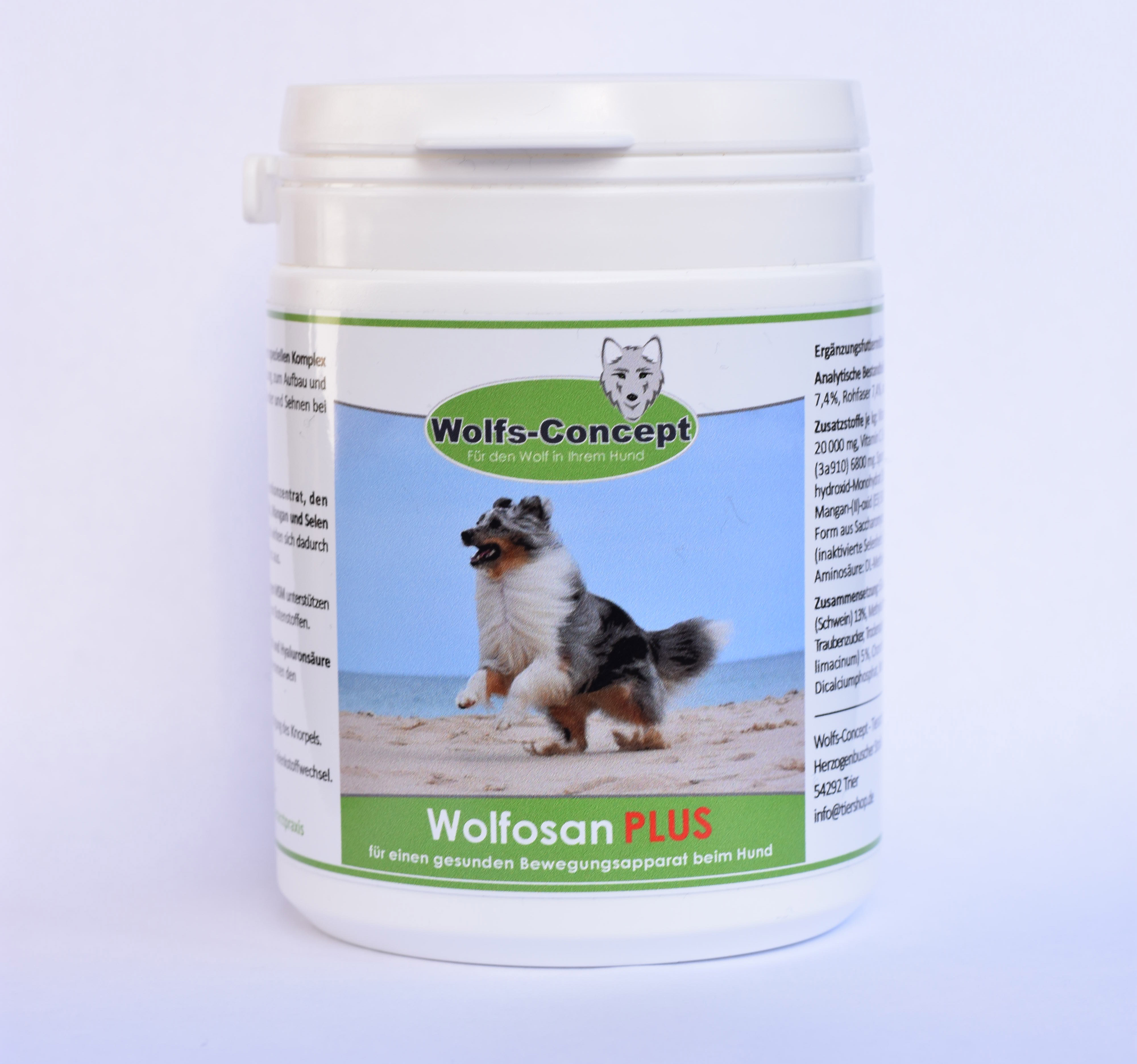 Wolfosan Plus 300 Tabletten