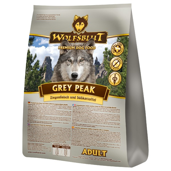 Wolfsblut Grey Peak Adult 15 kg
