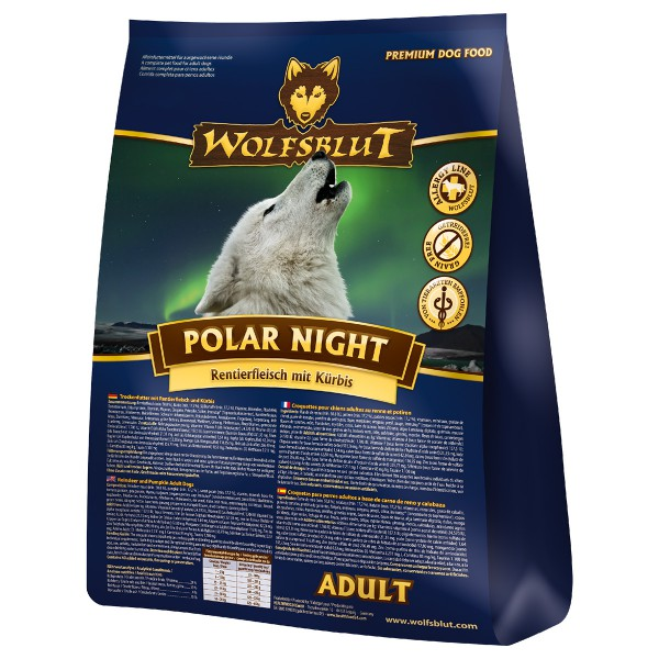 Wolfsblut Polar Night 2kg