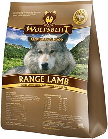 Wolfsblut Range Lamb 15kg