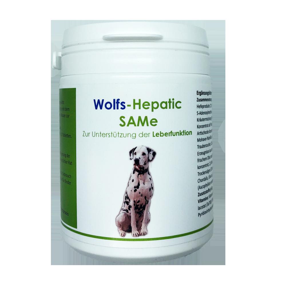 Wolfs-Hepatic SAMe