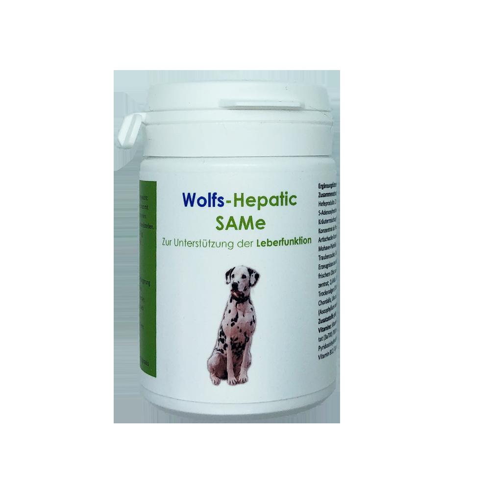 Wolfs-Hepatic SAMe 36 Tabletten