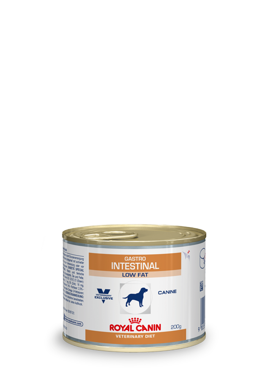 Royal Canin Gastro Intestinal Low Fat 1 Dose je 200g