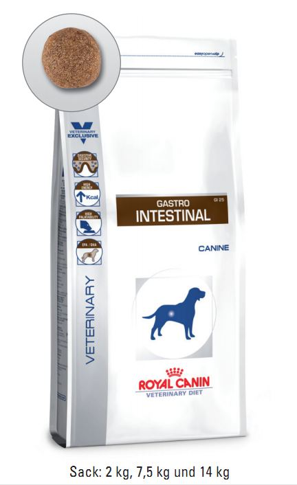 Royal Canin Gastro Intestinal 2 kg (Hund)