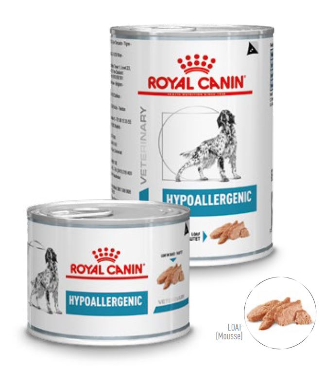 Royal Canin Hypoallergenic 1 x 400g Dose