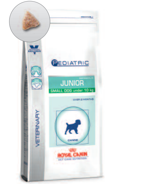 Royal Canin Vet Care Nutrition Junior Small Dog 4 kg
