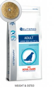 Royal Canin Vet Care Nutrition Neutered Adult large Dog B - Ware
