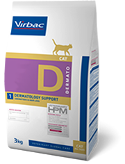 Virbac Veterinary HPM Cat Dermato 1