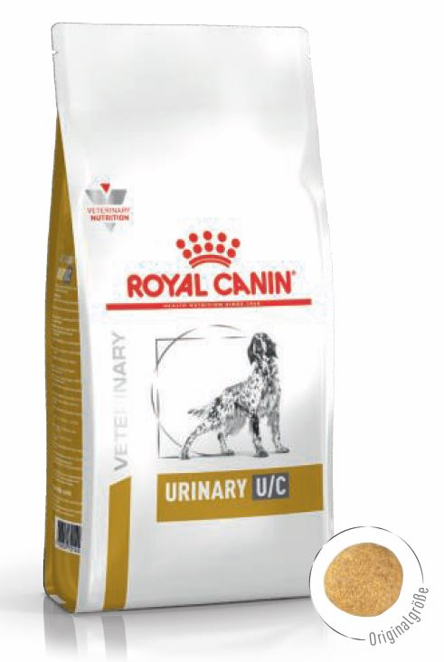 Royal Canin Urinary U/C 14 kg (Hund)