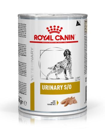 Royal Canin Urinary Hund 12 Dosen je 410g