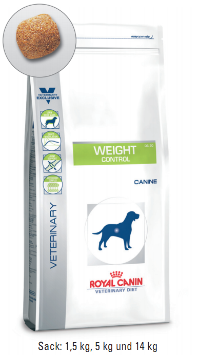 Royal Canin Weight Control Hund 14 kg