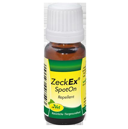 cdVet ZeckEx SpotOn