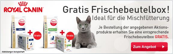 Banner 32 - Royal Canin Frischebeutel 05/16