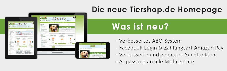 Tiershop Relaunch-Banner