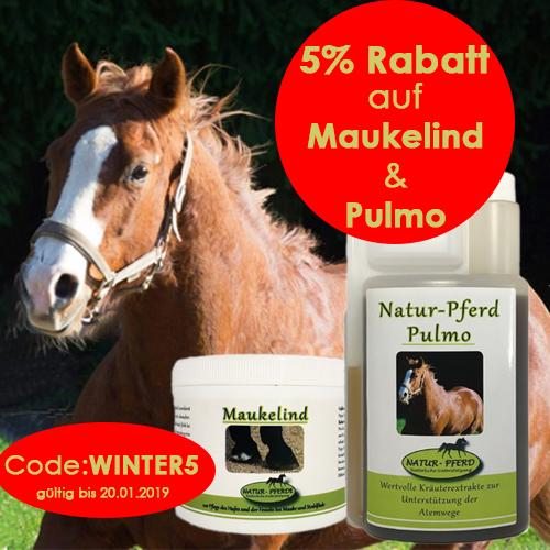5% Rabatt auf Maukelind und Pulmo